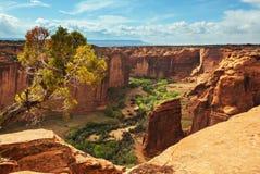 каньон chelly Стоковые Фотографии RF