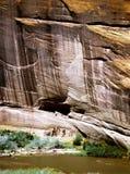 каньон chelly de Аризоны Стоковые Изображения