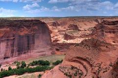каньон chelly de Стоковая Фотография