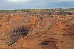 каньон chelly de Стоковое Изображение
