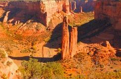 каньон chelly de Стоковая Фотография RF