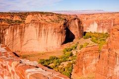 каньон chelly de Стоковые Фото