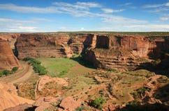 каньон chelly de Стоковое Изображение RF