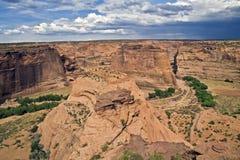 каньон chelly de Стоковые Изображения RF