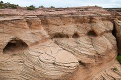 каньон chelly de Стоковые Изображения
