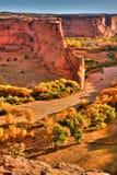 каньон chelly de hdr Стоковые Изображения RF