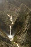 Каньон Cotahuasi, Перу стоковая фотография rf