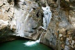 каньон johnston Стоковые Фотографии RF