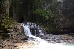 Каньон Martvili, Georgia стоковое изображение rf