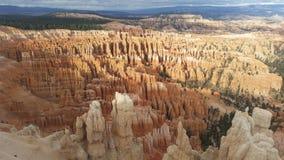 Каньон Nationalpark Bryce Стоковые Изображения