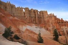 каньон np bryce Стоковые Изображения RF