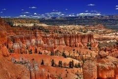 каньон np bryce стоковые фотографии rf