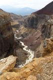каньон opasniy стоковые изображения