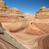 Каньон Paria, Vermilion скалы, Аризона Стоковые Изображения RF