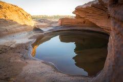 каньон phan sam bok Стоковая Фотография