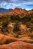 каньон texas Стоковые Изображения