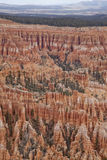 каньон unsurpassed Юта bryce красотки Стоковое Фото