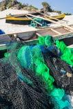 Каня рыболовства Стоковые Фотографии RF