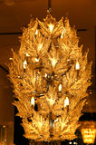 Канделябр потолочного освещения Стоковое Изображение