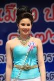 Кандидат для госпожи Songkran 2014 стоковые фото