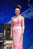 Кандидат для госпожи Songkran 2014 стоковые изображения