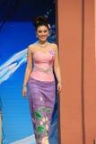Кандидат для госпожи Songkran 2014 стоковые фотографии rf