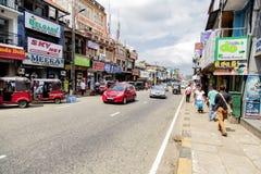 Канди, Шри-Ланка стоковые фото