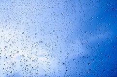 Капельки воды Стоковое Изображение RF