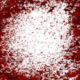 Капельки крови Стоковое фото RF