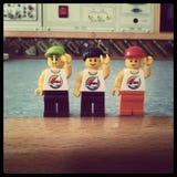 Капитаны LEGO Стоковая Фотография