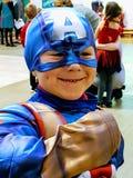 Капитан Америка стоковые фотографии rf