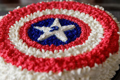 Капитан Америка Стоковые Фото