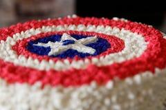 Капитан Америка Стоковое Изображение