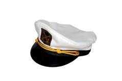 капитан крышки Стоковая Фотография