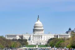 капитолий Вашингтона, dc Вашингтона, u S A стоковые фотографии rf