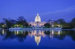 капитолий Вашингтона, dc Вашингтона, u S A стоковое изображение rf