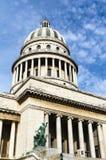 капитолий Куба havana здания Стоковое Изображение RF