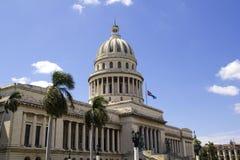 капитолий Куба havana Стоковое Изображение