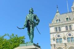 Капитолий положения Коннектикута, Hartford, CT, США стоковые изображения
