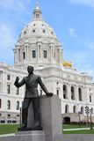 Капитолий положения Минесоты в St Paul Стоковое фото RF