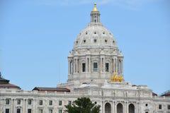 Капитолий положения Минесоты в St Paul Стоковые Изображения