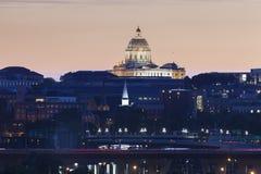 Капитолий положения Минесоты в St Paul стоковые изображения rf