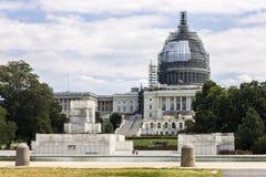Капитолий Соединенных Штатов, Вашингтон, d C стоковые изображения