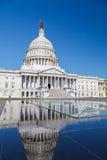 Капитолий США, Вашингтон Стоковое Изображение RF