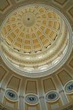 капитолий denver здания rotunda стоковые фото