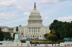 Капитолий, Вашингтон стоковые изображения