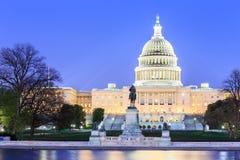 Капитолий в Вашингтон, D Стоковые Изображения