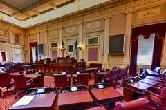 Капитолий положения Вирджинии - Ричмонд, Вирджиния Стоковая Фотография RF