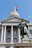 Капитолий положения Колорадо, Денвера стоковые фотографии rf