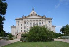 Капитолий положения Оклахомаа-Сити стоковая фотография rf